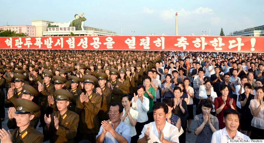 nuclear pyongyang