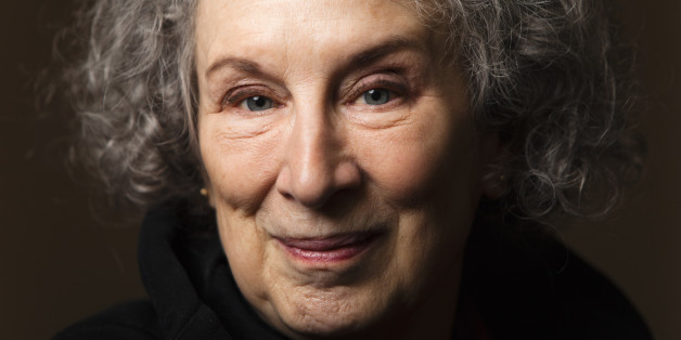 """Canadian author Margaret Atwood poses for a portrait as she promotes her film """"Payback"""" in Toronto, March 6, 2012.    REUTERS/Mark Blinch (CANADA - Tags: ENTERTAINMENT HEADSHOT)"""