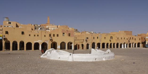 Ghardaïa is the capital city of Ghardaïa Province, Algeria
