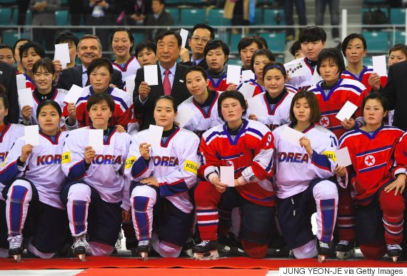 korea ice hockey women