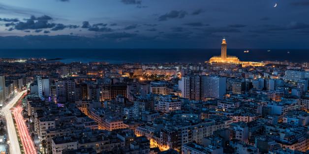 """Si le Maroc obtient la note la plus élevée des pays d'Afrique du Nord, Coface anticiper """"un léger ralentissement"""" de la croissance marocaine en 2018."""