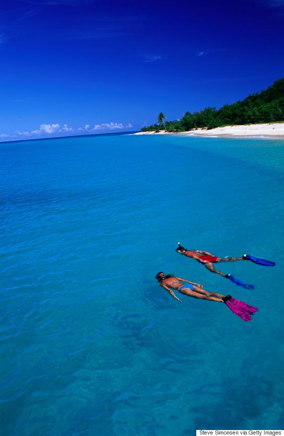 buck island reef
