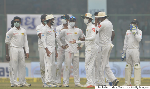 mask sri lanka india cricket