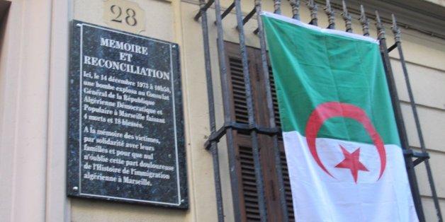Attentat De 1973 Consulat General D Algerie A Marseille Pose D Une