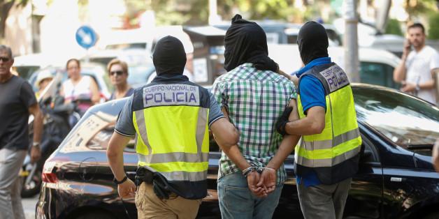 """Un autre ressortissant marocain de 32 ans, """"fortement radicalisé"""", avait été arrêté le 21 juin 2017 à Madrid, pour incitation au terrorisme. REUTERS/Juan Medina"""
