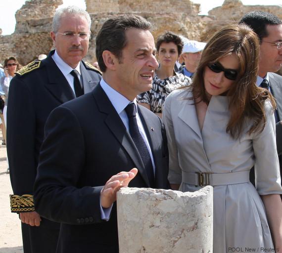 sarkozy tunisia