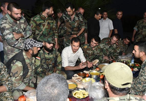assad army
