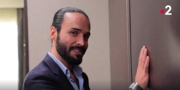 """Assaad Bouab fait visiter les coulisses du tournage de la saison 3 de """"Dix pour cent"""""""