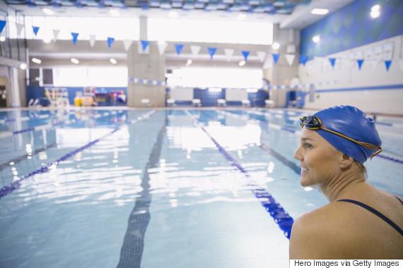 swimming hero images