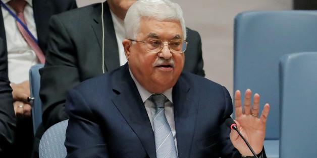 ONU: Mahmoud Abbas appelle à une conférence internationale en 2018 pour la paix au Proche Orient, le 20 février 2018.