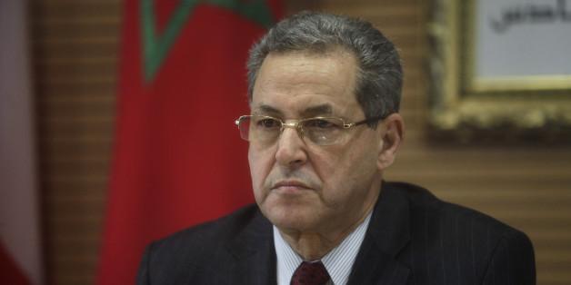La voiture de Mohand Laenser cible de jets de pierres sur l'autoroute Tanger-Rabat