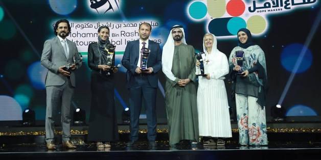Les Emirats arabes unis relancent l'initiative Arab Hope Maker avec plus de 270.000 dollars à la clé