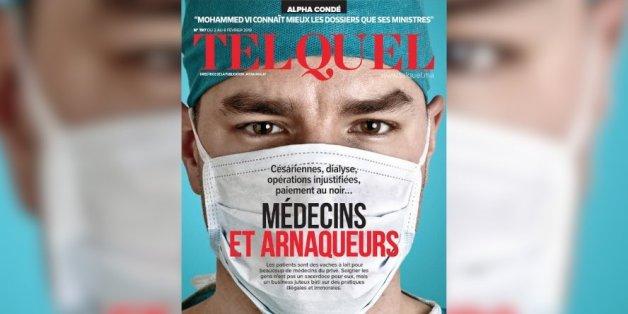 """""""Médecins et arnaqueurs"""": Quatre syndicats et associations portent plainte contre TelQuel"""