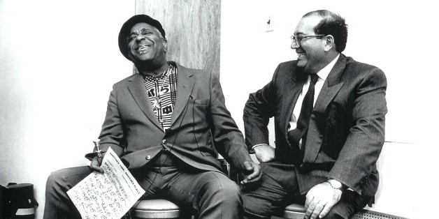 Jacques Muyal, le grand jazzman de Tanger | Al HuffPost Maghreb