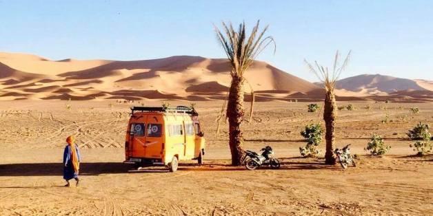 Morocco Desert Festival, le petit nouveau des festival électro