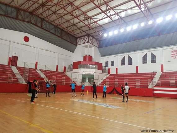 ca handball