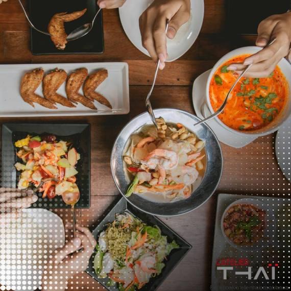 l atelier thai casablanca