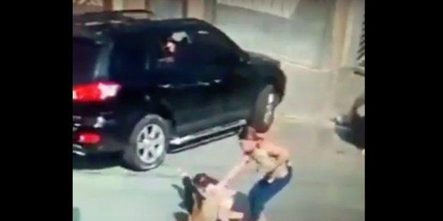 La vidéo d'un vol de voiture partagée sur les réseaux sociaux n'a pas été enregistrée au Maroc selon la DGSN