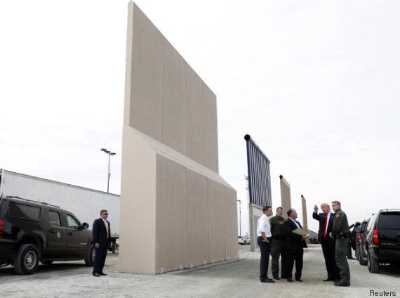 wall trump