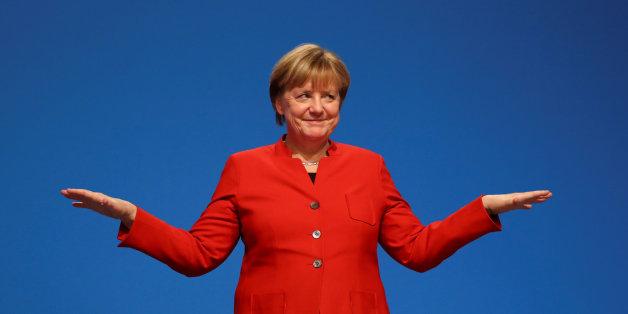 Angela Merkel reconduite chancelière pour un quatrième mandat