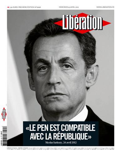Jean-François Copé accuse Libération de travestir les propos de Nicolas Sarkozy sur le