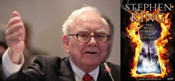 """Stephen King réclame plus d'impôt dans une tribune au """"Daily"""