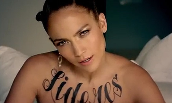 jennifer lopez tattoos