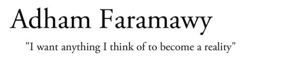 adham faramawy