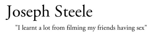 joseph steele