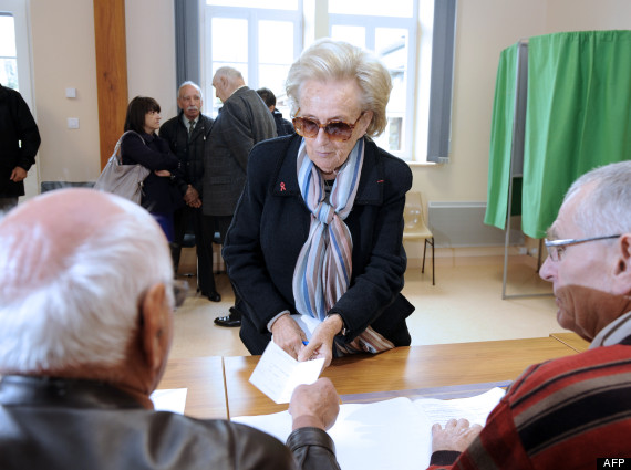 bernadette chirac vote