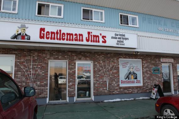 gentleman jims exterior