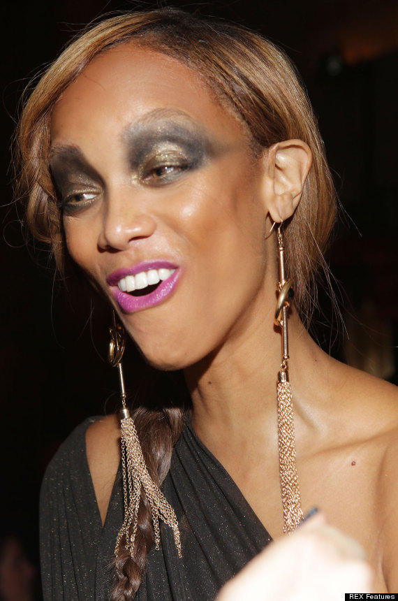 Tyra Banks Attends The Annual Moth ...