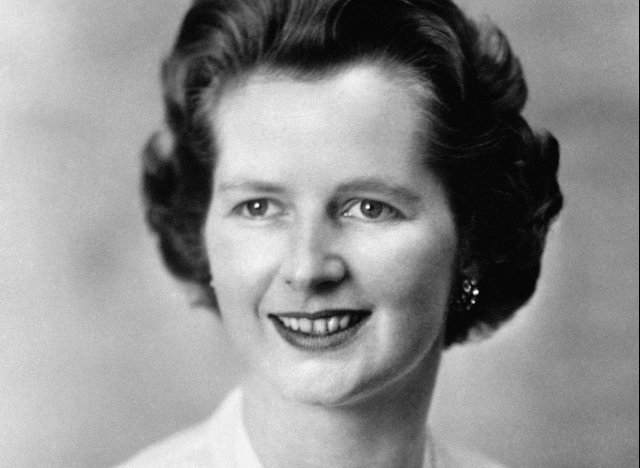 thatcher early years