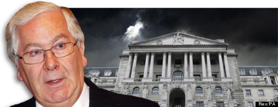 bank of england mervyn king