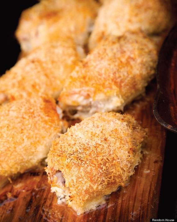 grilled chicken paprikash
