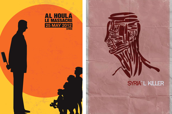 affiches_syrie