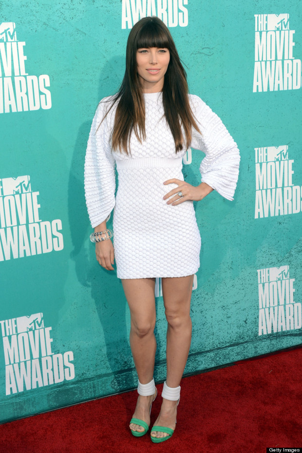 jessica biel mtv movie awards