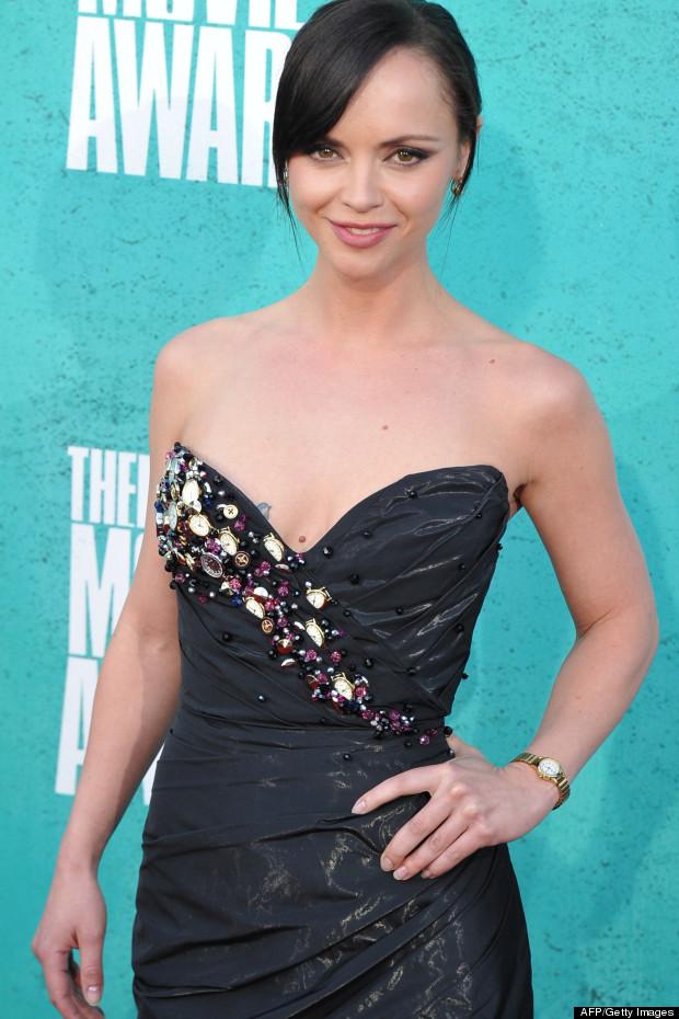 christina ricci mtv movie awards watch dress
