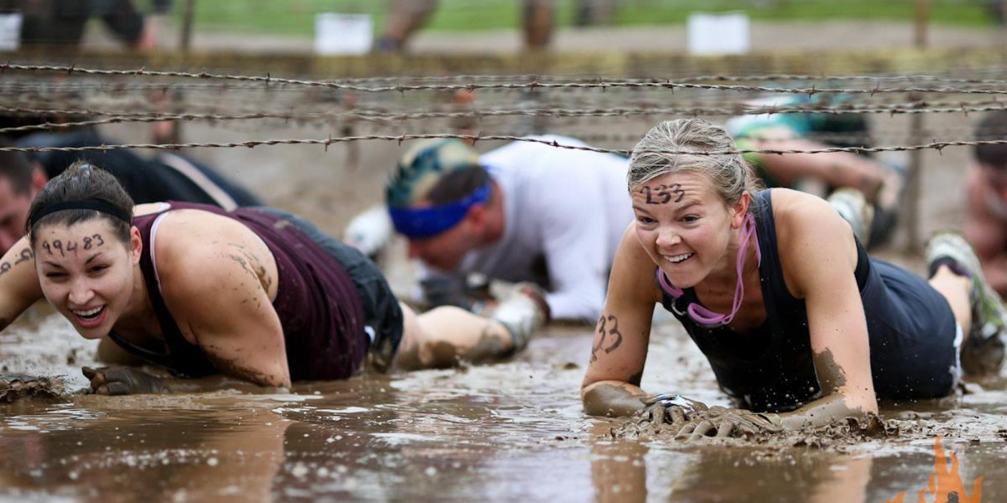 Tough Mudder: Obstacle Courses Give Ski Resorts A Summer Boost | HuffPost