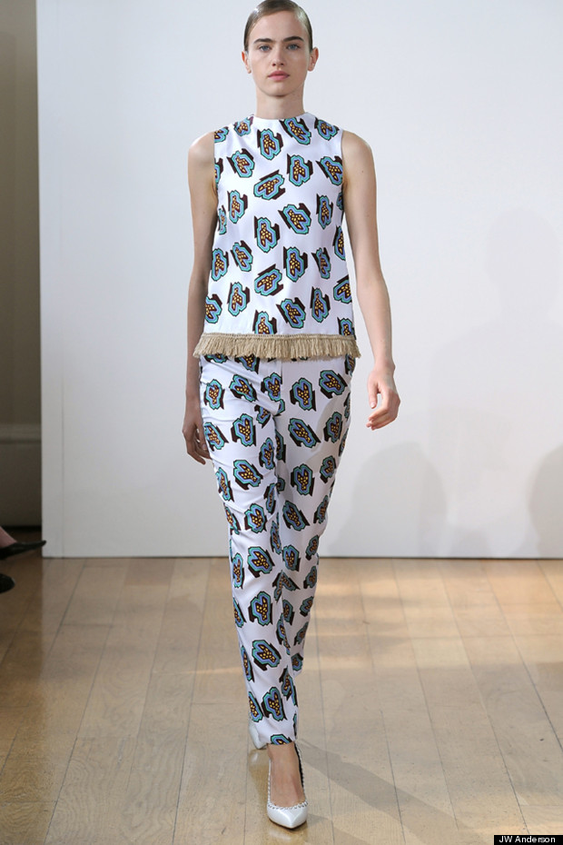 jw anderson for topshop