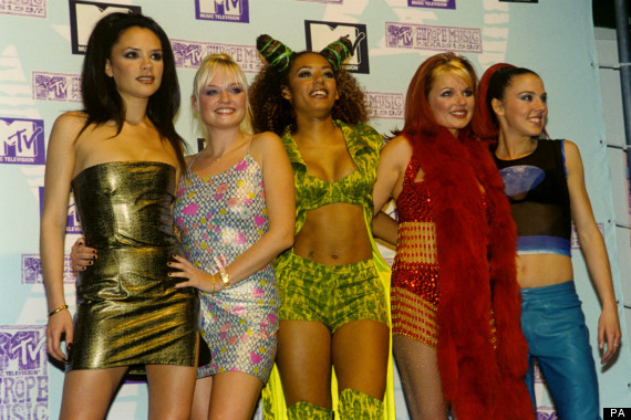 Spice Girls To Auction Outfits Whose Would You Bid For Photos