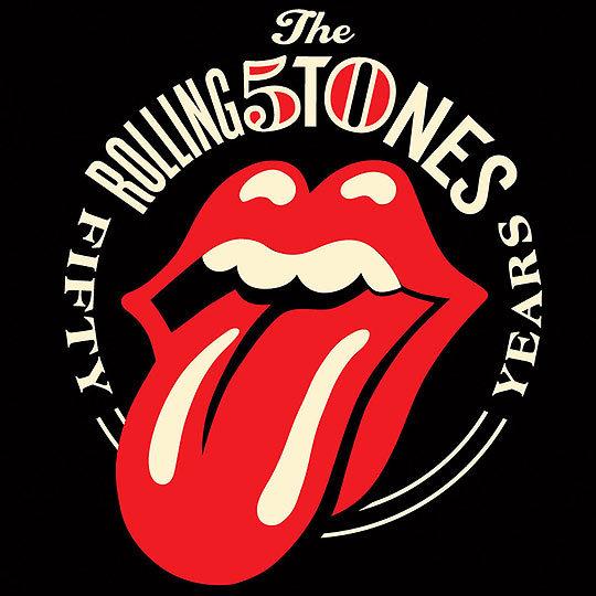 rolling stones anniversaire