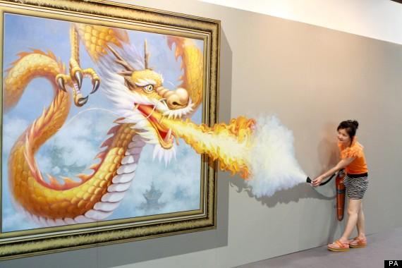 3d art china