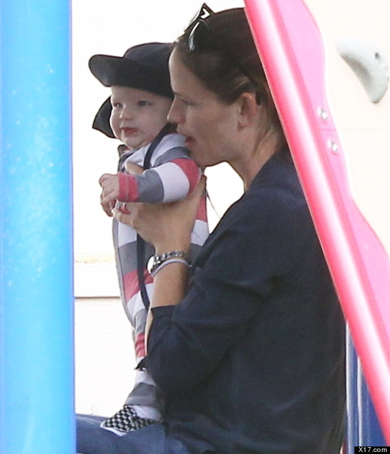 jennifer garner baby boy