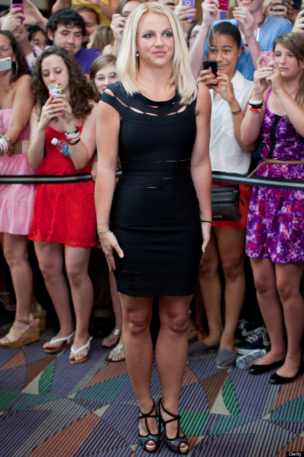 britney spears x factor auditions