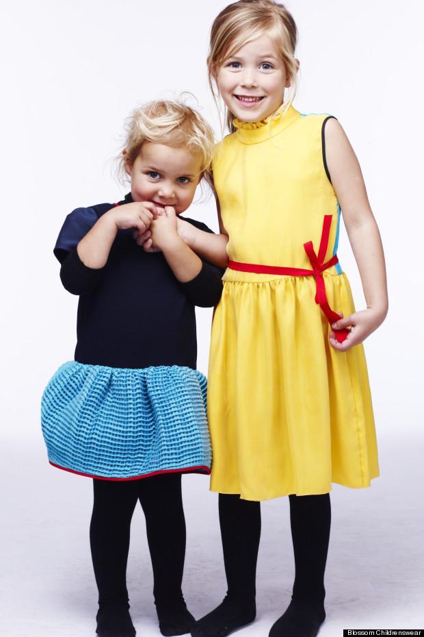 blossom childrenswear by roksanda ilincic