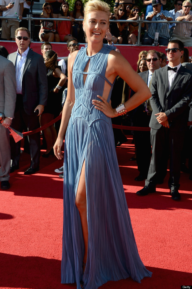 maria sharapova espy awards