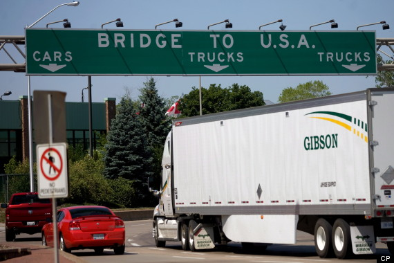 ambassador bridge bomb threat