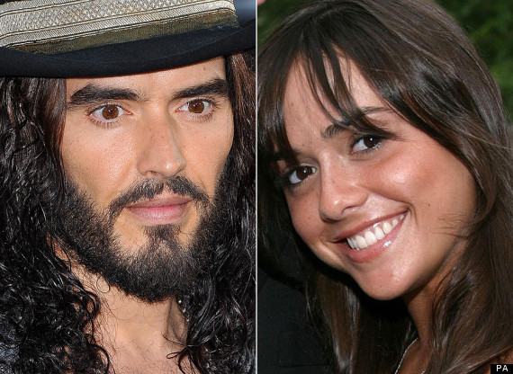 russell brand isabella