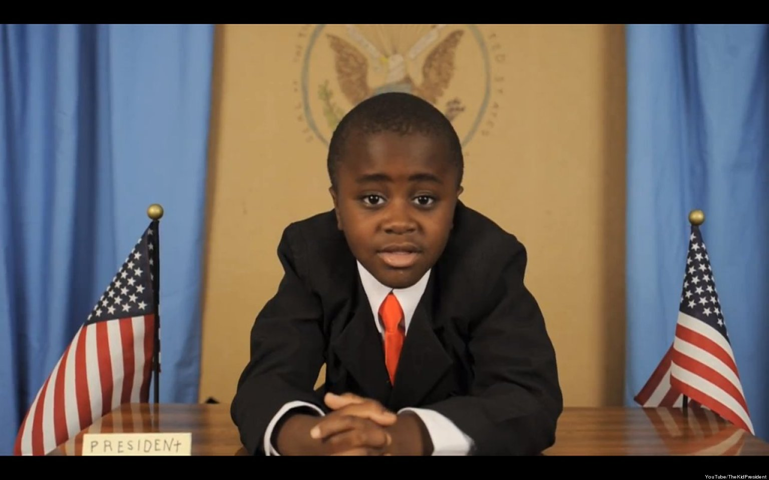 Meet 'Kid President,' The 'Self-Appointed Voice Of A ...